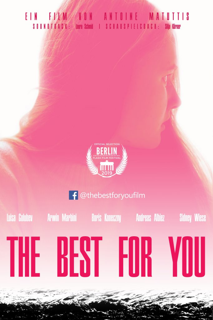 The Best For You poster
